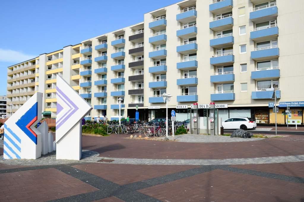 Dr Nicloas Straße 2 Haus Atlantik in Westerland Wiking